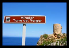 Mirador Torre del Verger /  Mallorca