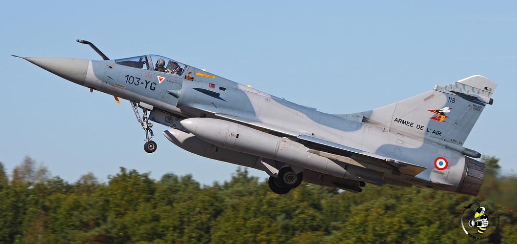 *** Mirage 2000 C / 118/103-YG ***
