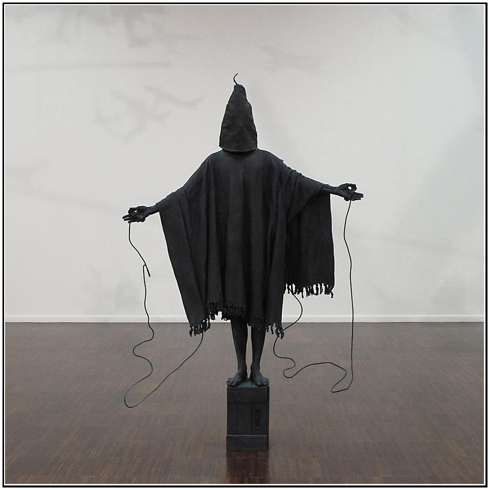 """""""Mirage"""", Marc Quinn, 2009, patinierte Bronze"""