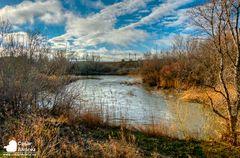 Mirando el río