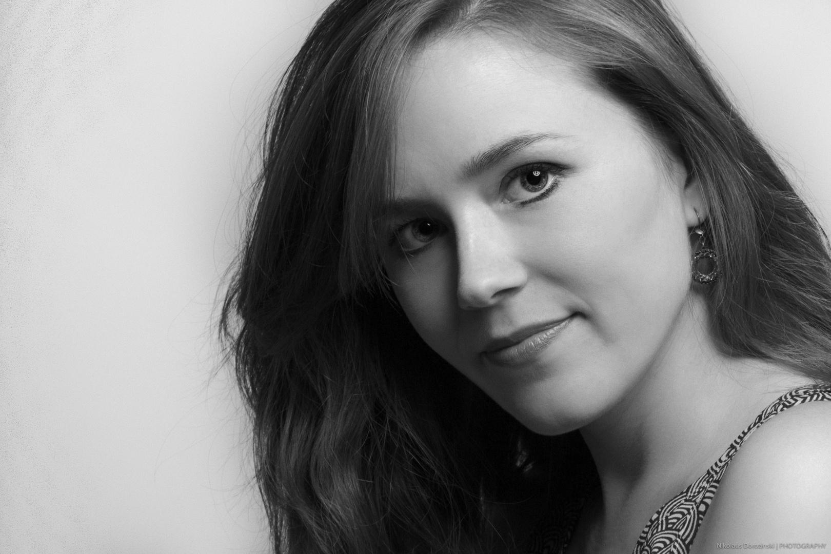 Miriam Portrait