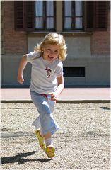 Miriam rennt