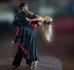 Mirko Gozzoli & Editia Danuite beim Tango