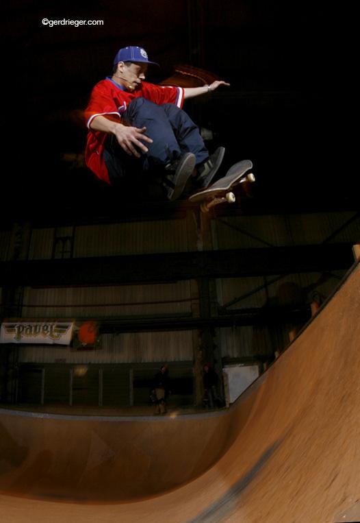 Mirko Suzuki, flip fakie, Carhartt Bowl, D-dorf