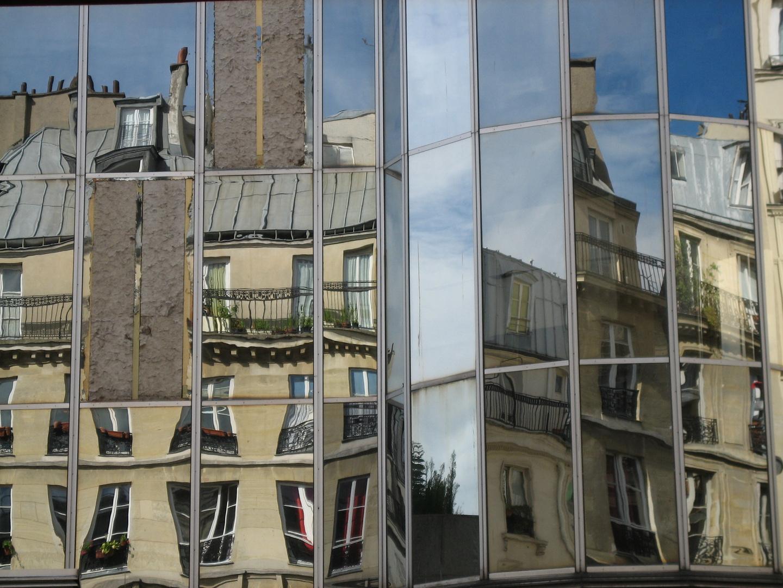 miroirs de rue