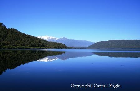 Mirror Lake on the Westcoast