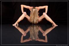 Mirror on the floor