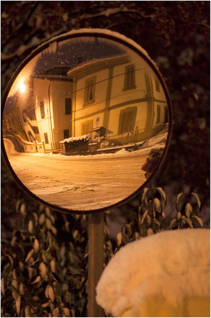 Mirror & Snow