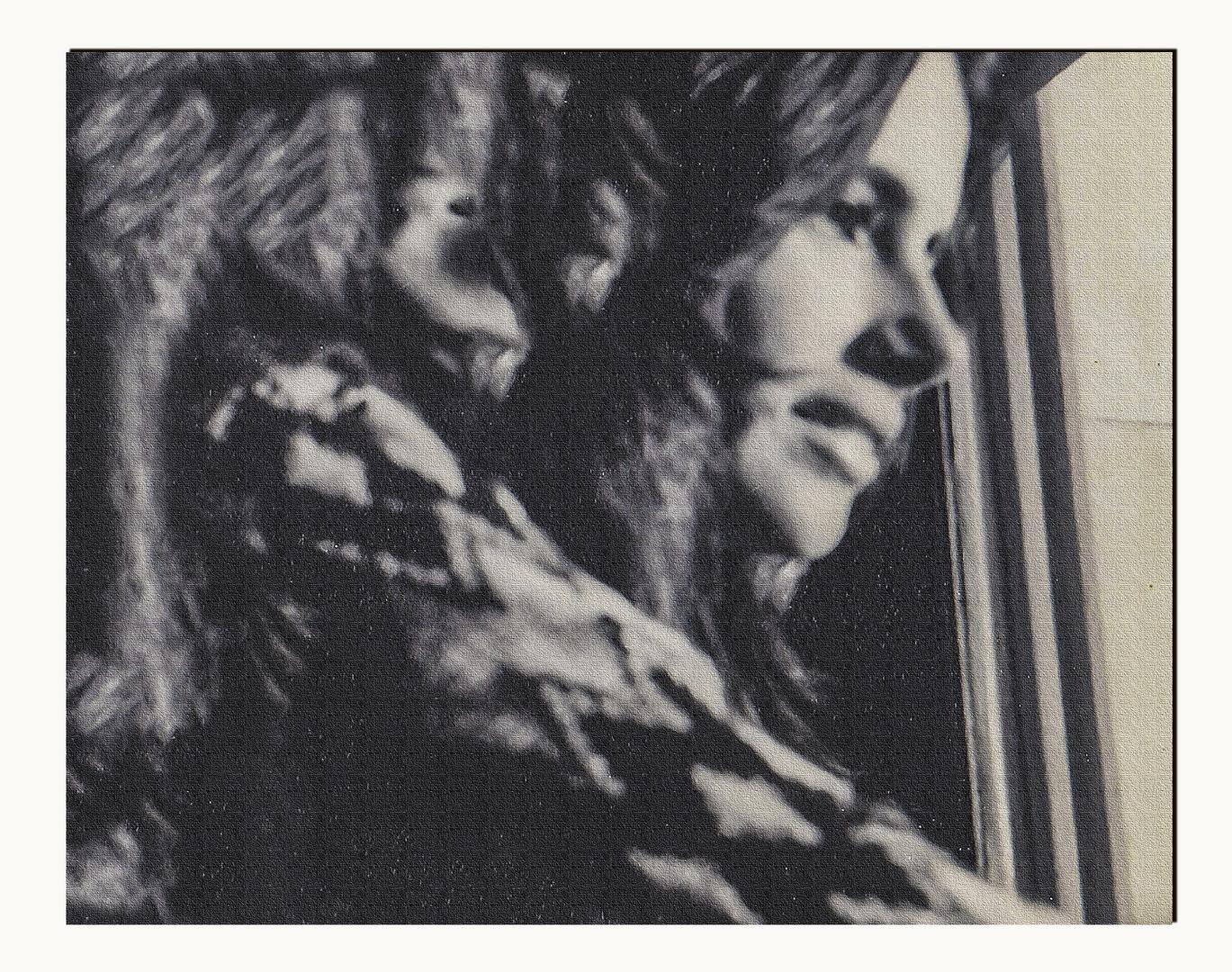 Mis primeros retratos- 1970