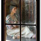 Miseria detrás de la puerta