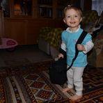 Miss Cute wird zu Ostern verreisen...
