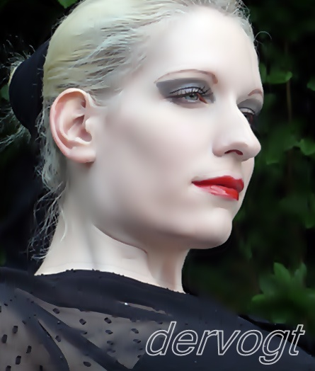 Miss D-The Face of a classic godess