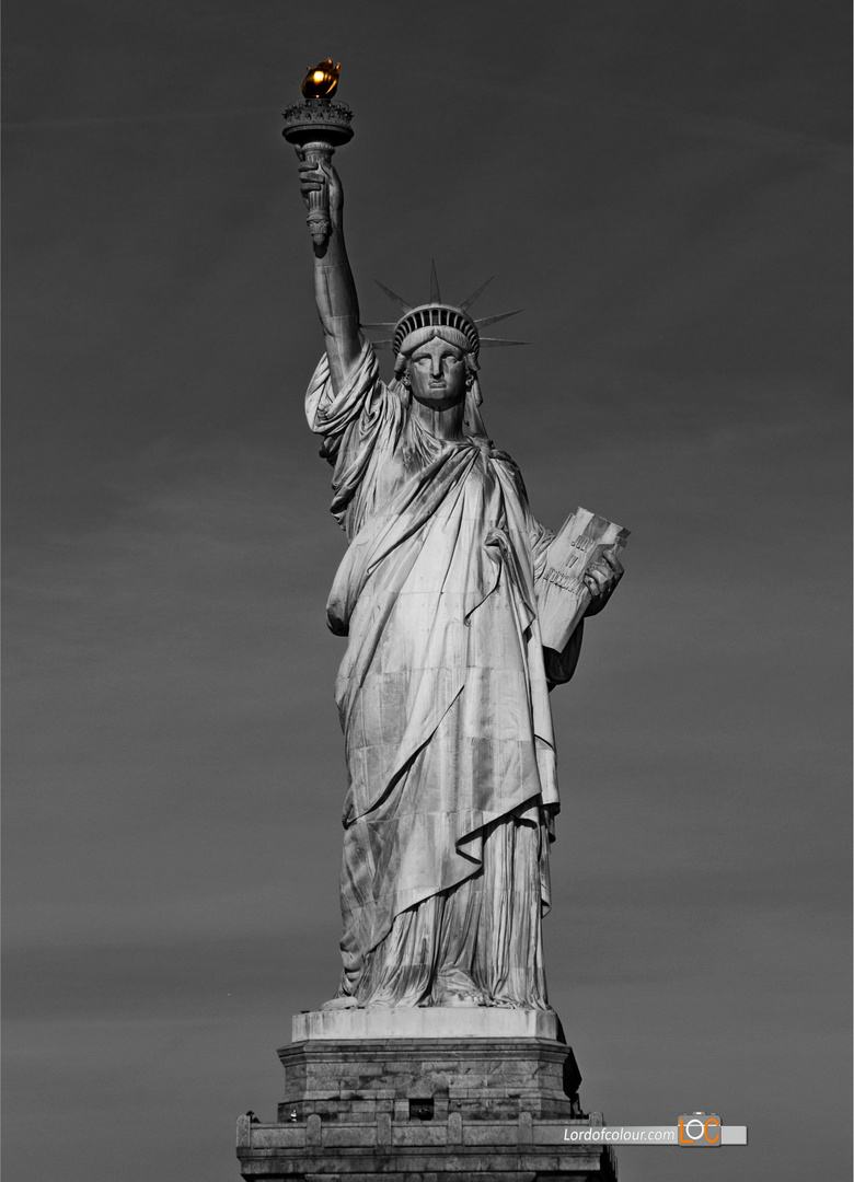 Miss Liberty hat...
