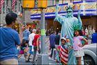 Miss Liberty, New York City Serie XXX