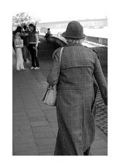 Miss Marple goes her way