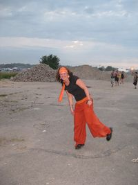 Miss Orange