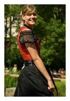 Miss Spessart Kristin Hoppe aus Arnstein