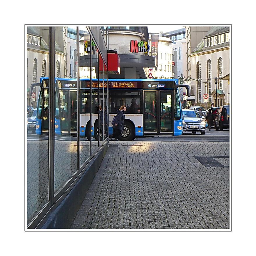 .... missed the Bus