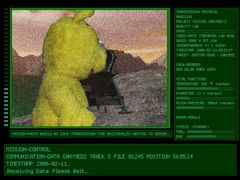 Mission-Control: Der gelbe Bär auf Ganymed