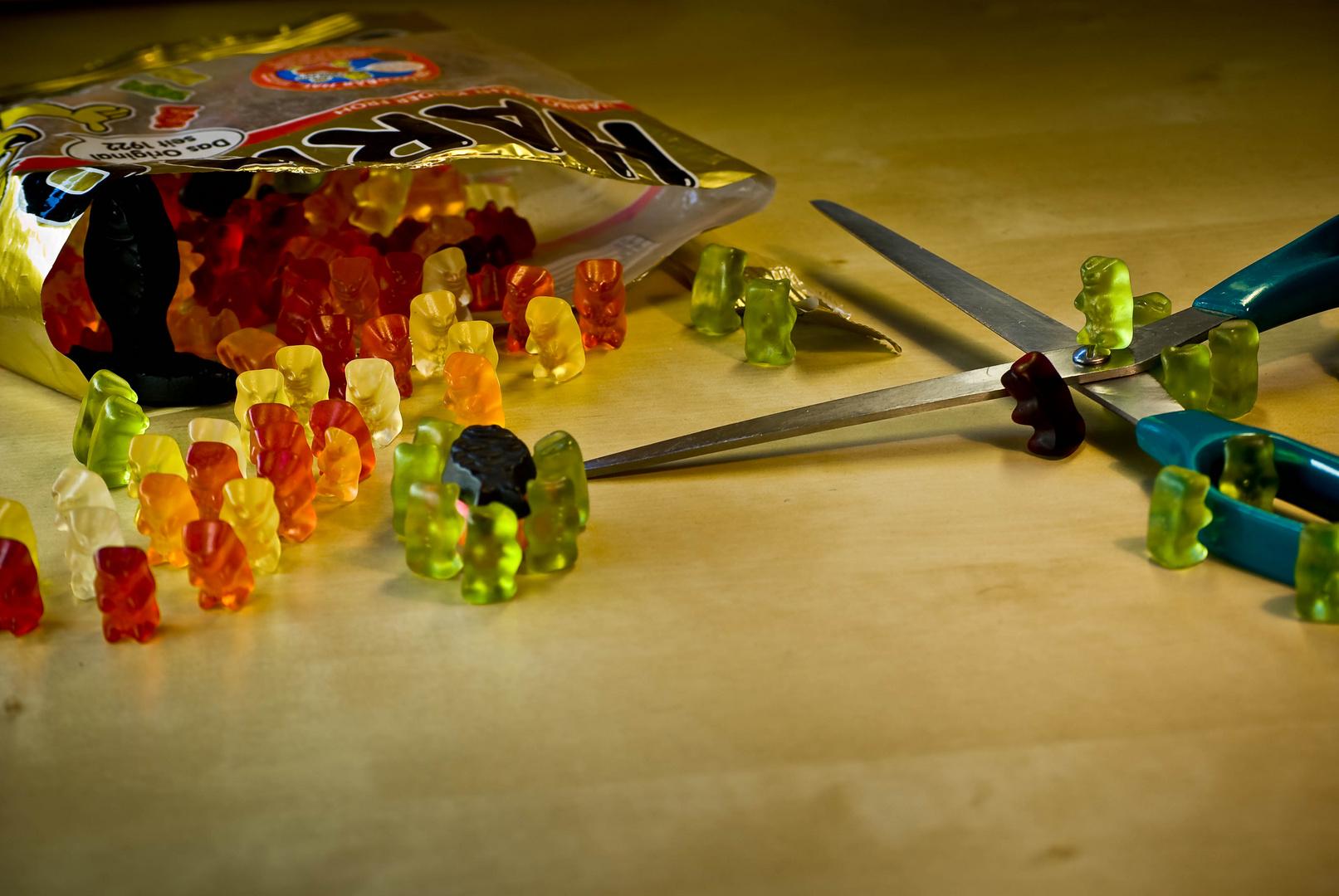 Mission: Free Gummybear