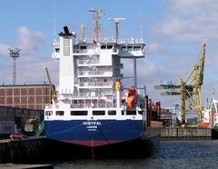MISTRAL-Feederschiff-Neubau- Sietas-Werft
