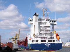 MISTRAL- Neubau der Sietas-Werft