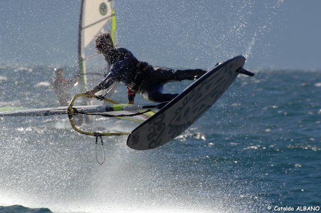 Misty Flip di Roberto Dall'Oglio al PRA' sul lago di Garda