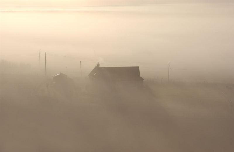 Misty House