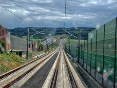 Mit 300 Km/h durch den Westerwald