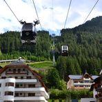 Mit 5 Seilbahnen von Tirol in die Schweiz (1)