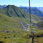 Mit 5 Seilbahnen von Tirol in die Schweiz (5)