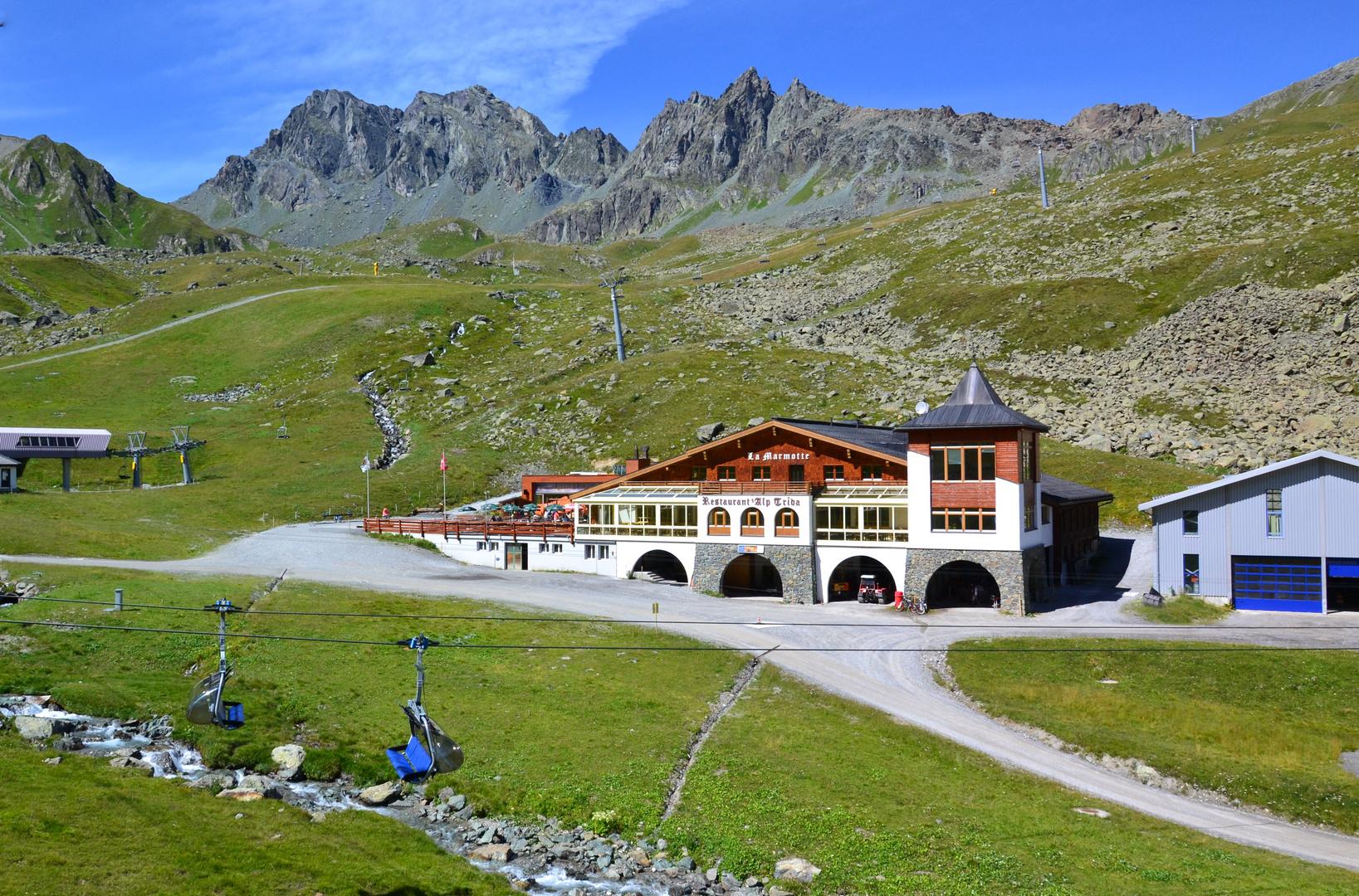 Mit 5 Seilbahnen von Tirol in die Schweiz (6)
