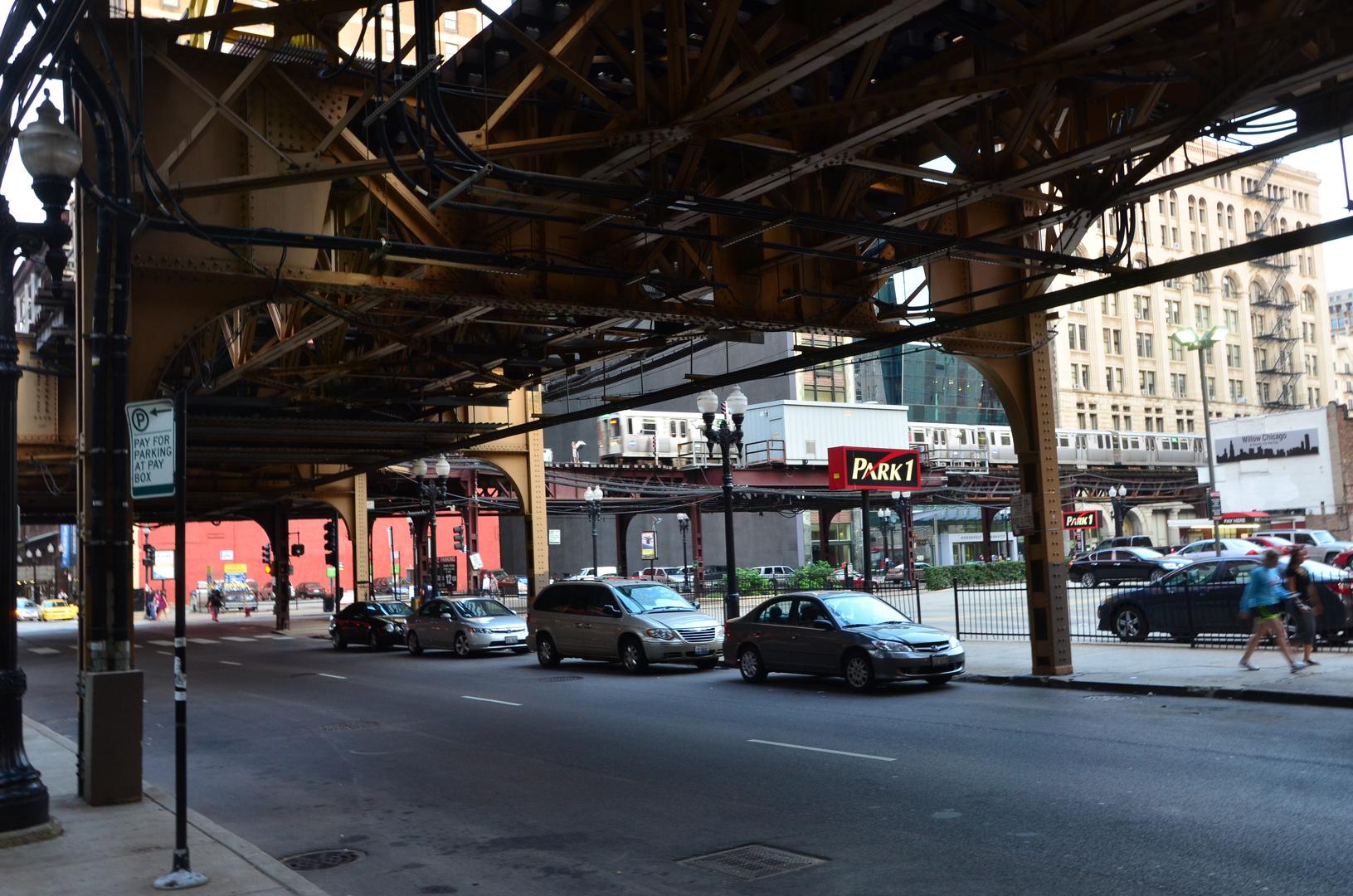 Mit Auto, Metro oder zu Fuß - wie komme ich am schnellsten