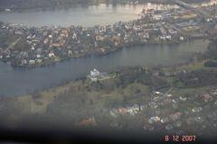 mit DC3 über P, Heiliger See, Tiefer See ..
