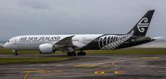 Mit dem Kiwi-Dreamliner