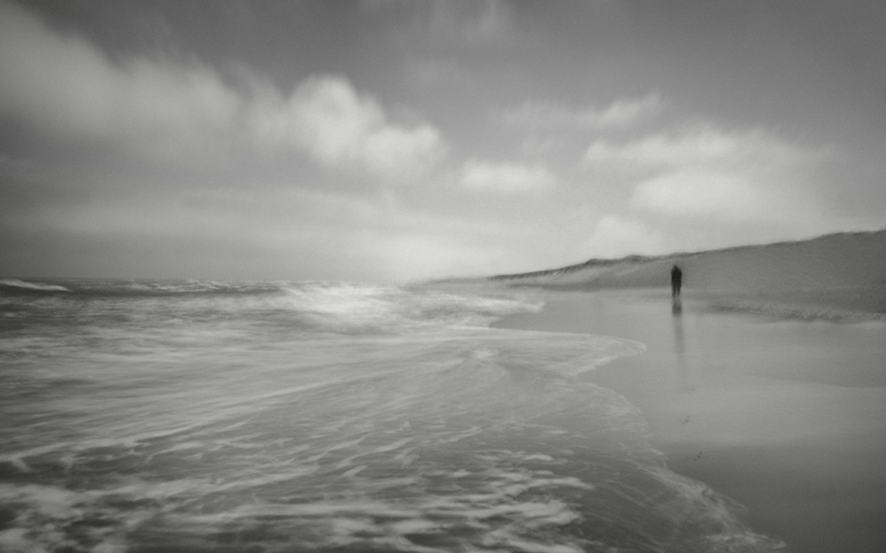 mit dem Meer