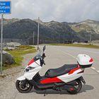 mit dem Motorroller nach Sizilien