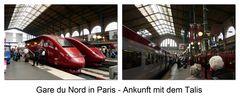 Mit dem Talis nach Paris - eine Kulturreise mit dem Eifelverein Neuss
