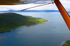Mit dem Wasserflugzeug über den Misty Fjord I
