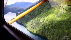 Mit dem Wasserflugzeug über den Misty Fjord II