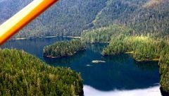 Mit dem Wasserflugzeug über den Misty Fjord IV