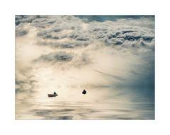 mit den Wolken...