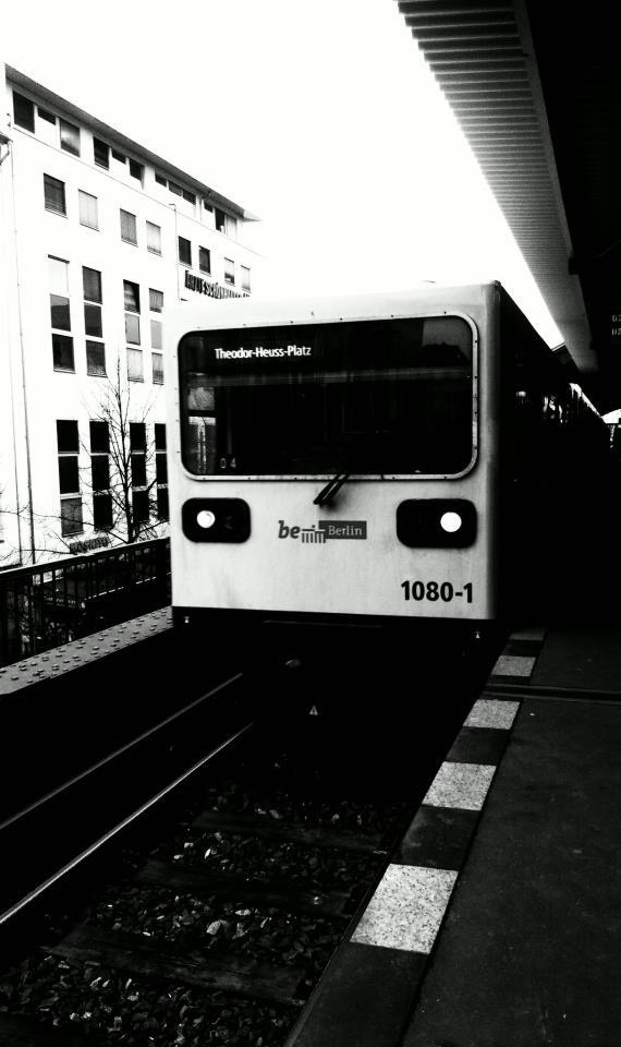 Mit der Bahn durch Mitte und Prenzlauer Berg