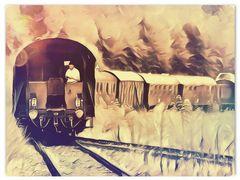 Mit der Eisenbahn durch die Fränkischen Schweiz