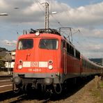 Mit der Frankfurter KP-Reserve nach Wächtersbach