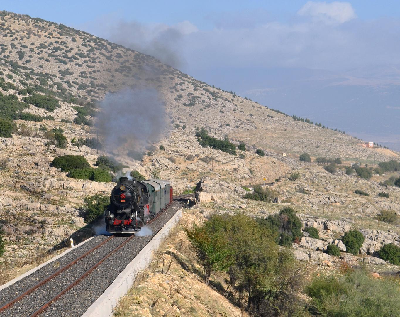 """Mit der """"Wanne"""" durch die Westtürkei 2014"""