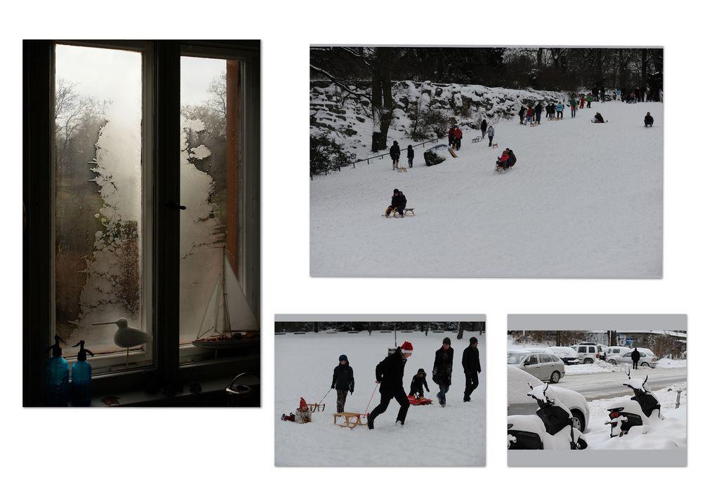 mit diesen winterlichen Impressionen aus X-berg