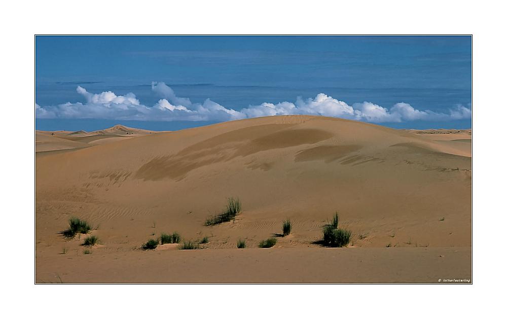 Mit einem Bild aus Algerien......