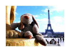 Mit einem Fikki nach Paris...