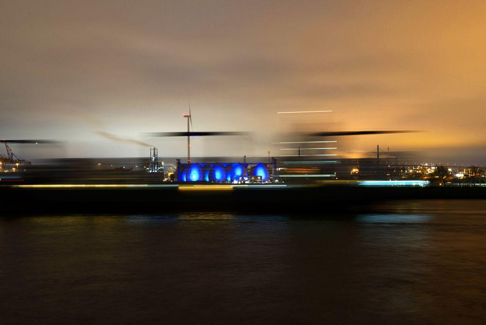 Mit High Speed in den Hafen